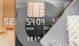 Creditcard s Stock Afbeeldingen