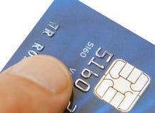 Creditcardgebruiker Stock Afbeeldingen