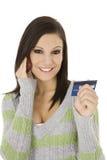 Creditcards Royalty-vrije Stock Foto's