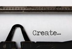 Cree Imágenes de archivo libres de regalías