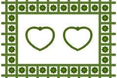 Cree de la hoja Imagen de archivo libre de regalías