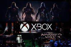 Creed Unity dell'assassino immagine stock libera da diritti