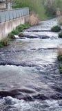 Creek in Biel Bienne royalty free stock photo