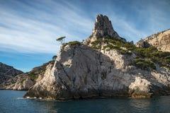 The Creek di Marsiglia, francese fotografie stock libere da diritti