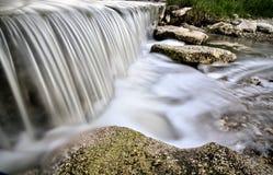 Creek ditch stock photo