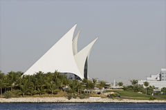 Creek Golf And Yacht Club In Deira Royalty Free Stock Photography