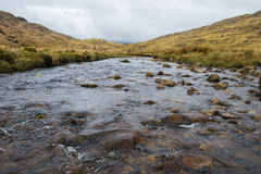 Creek in the Highlands Royalty Free Stock Photo