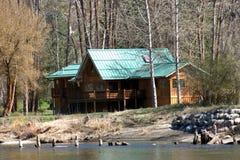creek kabiny Zdjęcia Stock