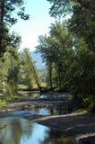 creek lata misji Zdjęcia Royalty Free