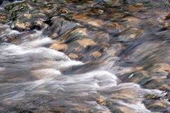 Creek nature scene Stock Images
