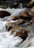 Creek with Rocks Stock Photos