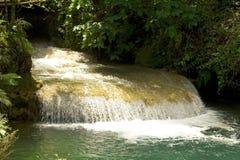 Creek in the Sierra de Escambray Royalty Free Stock Photo