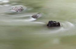 CreekSide. Nature in rural Georgia royalty free stock images