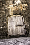 Creepy Dungeon Door Royalty Free Stock Image