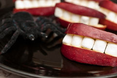 A Creepy Halloween Treat Stock Images