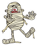 Creepy mummy Royalty Free Stock Photography