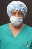 Creepy Nurse Royalty Free Stock Image
