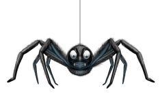 Creepy Spider Royalty Free Stock Photo