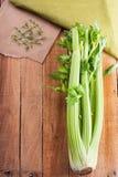 Crees van de selderie en van de salade Stock Fotografie