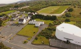Creeslough Co Donegal Irland royaltyfri fotografi