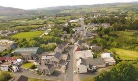 Creeslough Co Donegal Irland arkivbilder