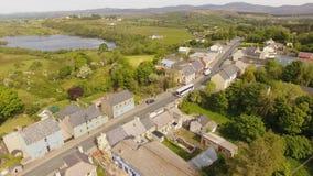 Creeslough Co le Donegal Irlande photos libres de droits