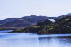 Cregennen jeziora Zdjęcia Stock
