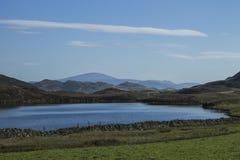 Cregennen jeziora Fotografia Royalty Free