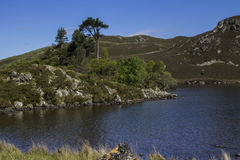 Cregennen jeziora Fotografia Stock