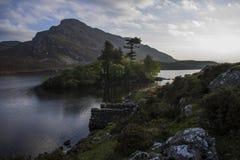 Cregennen Lakes. In Snowdonia Royalty Free Stock Photos