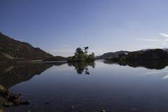 Cregennen Lakes. In Snowdonia Stock Photo