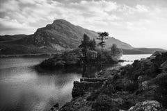 Cregennen sjöar Royaltyfri Fotografi
