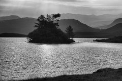 Cregennen sjöar Royaltyfri Foto