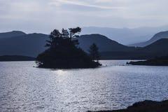 Cregennen sjöar Royaltyfria Bilder