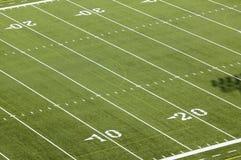 Creighton大学马礼逊橄榄球场 免版税库存图片
