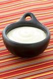 Crema amarga deliciosa fresca Fotos de archivo libres de regalías
