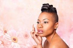 Crema antiarrugas del skincare Fotografía de archivo