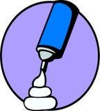 Crema azotada libre illustration