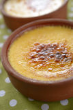 Crema catalana Royalty Free Stock Image