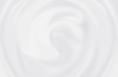 Crema cosmetica bianca fotografia stock libera da diritti