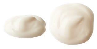 Crema cosmética Fotografía de archivo libre de regalías