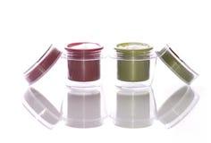 Crema de los cosméticos fotografía de archivo libre de regalías