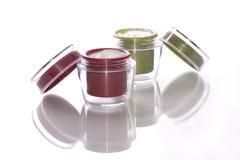 Crema de los cosméticos Imagen de archivo
