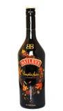 Crema del irlandés de la especia de la calabaza de Baileys Fotografía de archivo