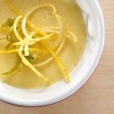 Crema del limone Immagine Stock Libera da Diritti
