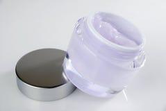 Crema hidratante Imagenes de archivo