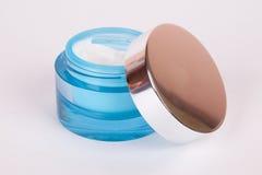 Crema hidratante de la crema de cara Imagen de archivo