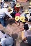 Cremación total en Tailandia Fotos de archivo libres de regalías