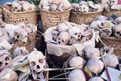 Cremación total en Tailandia Fotos de archivo