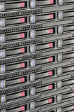 Cremagliera del server Immagine Stock
